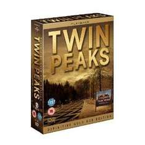 Twin Peaks: Definitive Gold Box Edition (UK Version) (DVD) - £17.99 @ Amazon