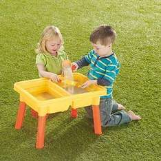 Sand And Water Table - £15 @ Asda Direct
