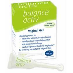 Free Balance Activ Gel (Women Only) @ Balance Activ