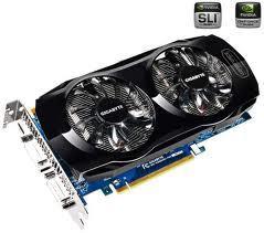 Gigabyte GTX 560 OC 1GB GDDR5 Dual DVI Mini HDMI Out PCI-E Graphics Card - £179.99 @ Ebuyer