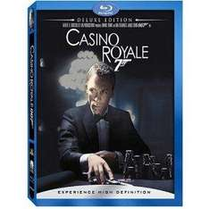 Casino Royale: Deluxe Edition (Blu-ray) - £6.49 @ Amazon & Play