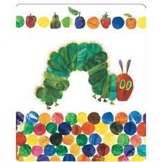 Hungry Caterpillar: Dotty Fleece Blanket - Only £5.49 Delivered @ Play