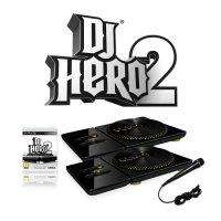 DJ Hero 2 Party Pack with 2 Turntables & Free DJ Hero 1 Software For PS3 - £40 @ ShopTo