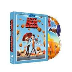 Cloudy With A Chance of Meatballs: Combi Pack (Blu-ray + DVD) - £6.49 @ Amazon