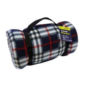 Fleece Travel Blanket - £3.52 Delivered @ Amazon