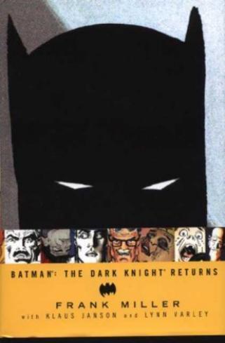 Batman: The Dark Knight Returns Graphic Novel - Only £5.99 @ Play