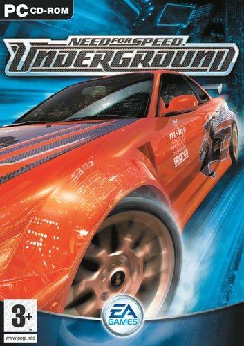 Need for Speed: Underground (PC) - £2.90 @ Amazon