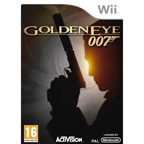 Goldeneye 007 (Wii) - £16 @ Tesco Entertainment