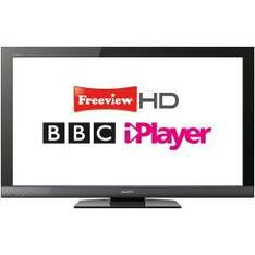 "Sony Bravia KDL46EX713 - 46"" Widescreen Full HD 1080p LCD Internet TV with Edge LED Screen, Motionflow 100Hz and Eco Features - £739.00 Instore @ PRC Direct"