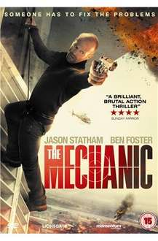 *PRE ORDER* The Mechanic (Jason Statham) (DVD) - £9.97 @ Tesco Entertainment