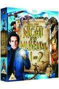 Night At The Museum 1 & 2 (Blu-ray) (2 Disc) - £9.99 @ Play & Amazon