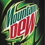 440ml can of mountain dew energy  2 for £1 @b&m