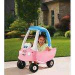 Little Tikes Princess Cozy Coupe - Only £30 *Delivered To Store* @ Asda Direct