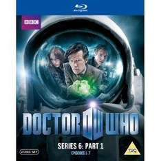 Doctor Who: Series 6 Part 1 (Blu-ray) - £17.99 @ Amazon