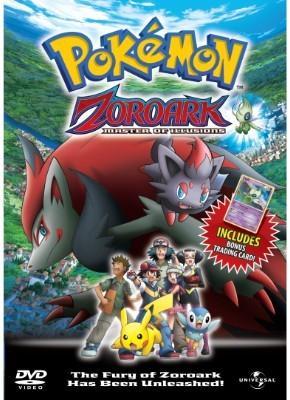 *PRE ORDER* Pokémon: Zoroark Master of Illusions (DVD) - £7.99 @ Sainsburys Entertainment
