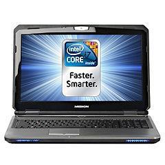 "Medion Erazer i7-740QM 6GB/1TB 15.6"" Gaming Laptop - £899.99 @ Sainsburys"