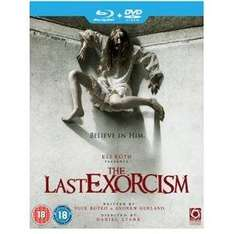 The Last Exorcism - Double Play (Blu-ray + DVD) - £7.99 @ Amazon