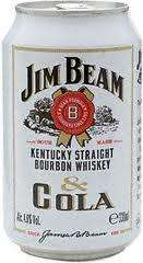 Jim Beam & Cola Cans -  £1.00 @ Home Bargains