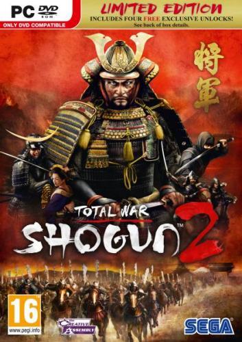 Total War: Shogun 2 Limited Edition For PC - £17.85 Delivered @ Zavvi