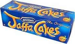 Cadbury Jaffa Cakes & Cadbury Fingers 100% extra free and half price!@ Morrisons