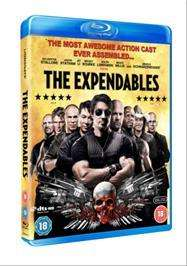 Expendables (Blu-ray) - £10 Instore @ Asda