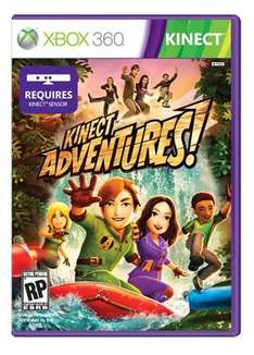 Kinect Adventures (Xbox 360) (Pre-owned) - £3 @ CeX
