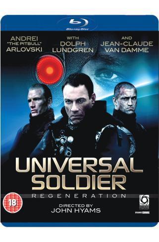 Universal Soldier: Regeneration (Blu-ray) - £4.99 @ Play
