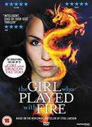 The Girl Who Played With Fire (DVD) - £8.49 @ Movie Mail