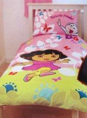 Dora the Explorer Play Single Duvet Cover Set - £3.30 @ Tesco (Instore)