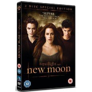 The Twilight Saga: New Moon (Special Edition) (DVD) (2 Disc) - £5 @ Amazon & Play
