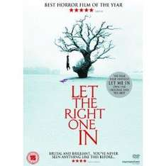 Let The Right One In (DVD) - £3.99 @ Amazon & Play