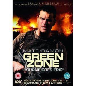 Green Zone (DVD) - £4.23 @ Amazon & HMV