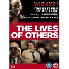 The Lives of Others (DVD) - £3.49 @ Amazon & Play