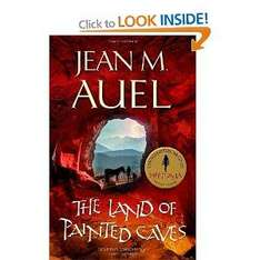 The Land of Painted Caves: Earth's Children Book 6 (Book) - £8.99 @ Amazon