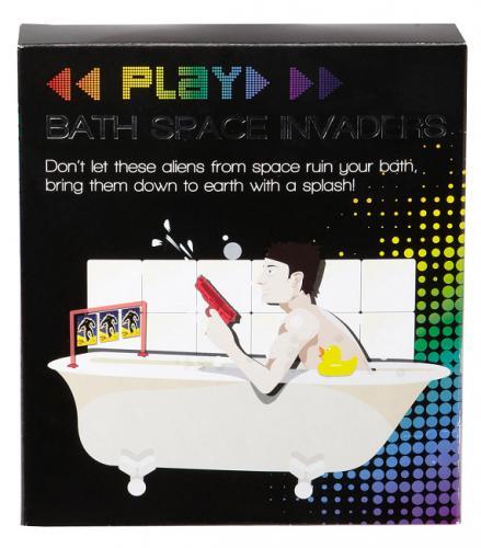 Bath Space Invaders Game - £3 Delivered @ Burton