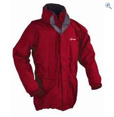 Berghaus Arctic Gemini 3-in-1 Mens Waterproof Jacket (Cranberry) - £67.92 Delivered @ Go Outdoors