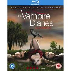The Vampire Diaries: Season 1 (Blu-ray) - £14.99 @ Amazon & Play