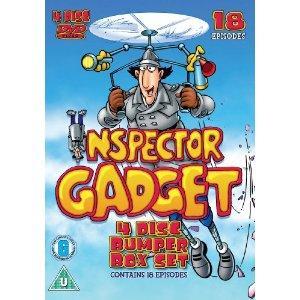 Inspector Gadget Box Set (DVD) - £6.69 @ Amazon