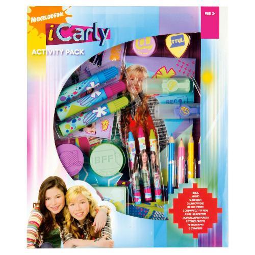 i-Carly Creative Art Set - Was £12 Now £4 @ Tesco Direct