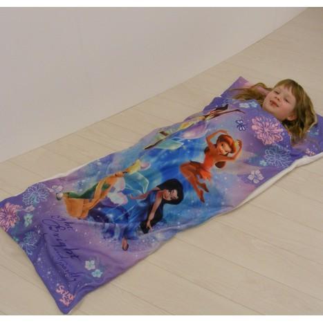 Disney Fairies Magic Sleeping Bag - £8.39 Delivered @ Play