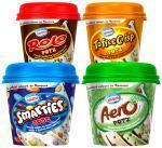 Nestle ice cream potz buy 1 get 2 free at Tesco from monday