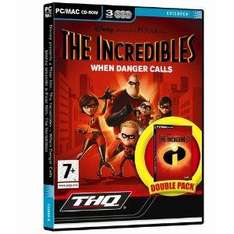 The Incredibles: Double Pack (MAC/PC + CD) - £2.29 @ Amazon