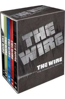 The Wire: Complete HBO Seasons 1-5 (2002) (DVD) - £40 @ Tesco Entertainment