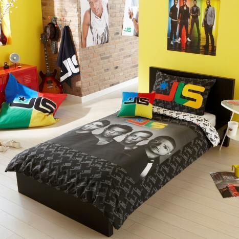 JLS: Single Duvet Set - £9.99 @ Play