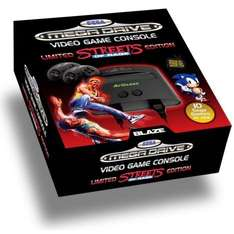 Limited Edition Streets of Rage Sega Mega Drive Console With 10 Games - £17.99 @ Play