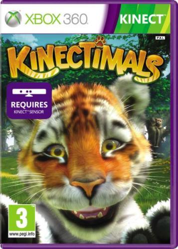 Kinectimals For Xbox 360 - £15.89 Delivered @ Sendit
