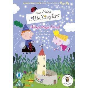 Ben & Holly's Little Kingdom: Volume 1 On DVD - £4.99 Delivered @ Amazon