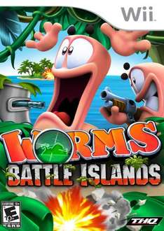 Worms Battle Islands (Wii) - £10 @ Asda (Instore)