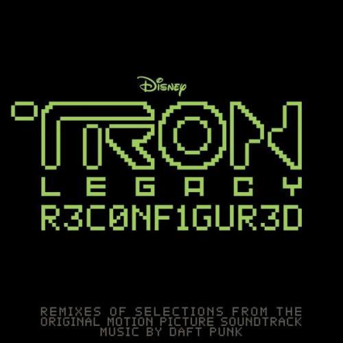 Daft Punk: Tron: Legacy Reconfigured (CD) - £7.75 @ Zavvi