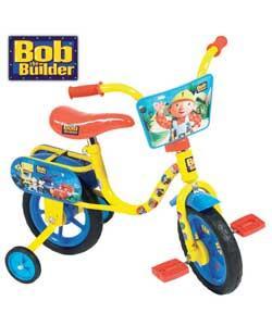 "Bob The Builder 10"" Bike - Only £13.99 @ Argos"